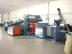 PE, PVC, SBS Waterproof Sheet Production Line